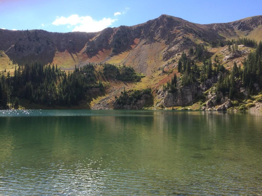 Bowen Lake View