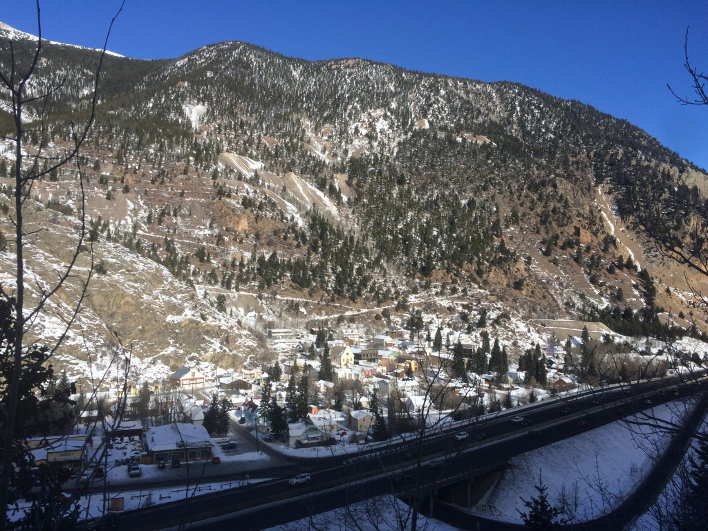 View of Silver Plume