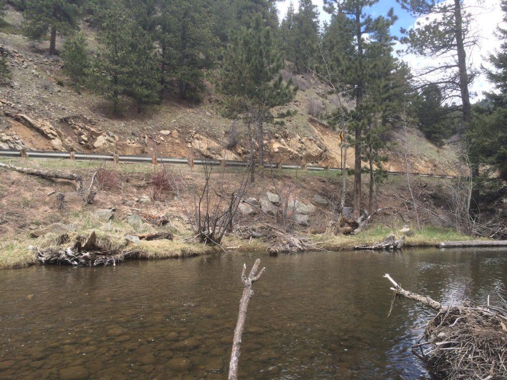 Middle Boulder Creek