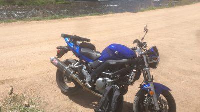 Motorcycle Setup