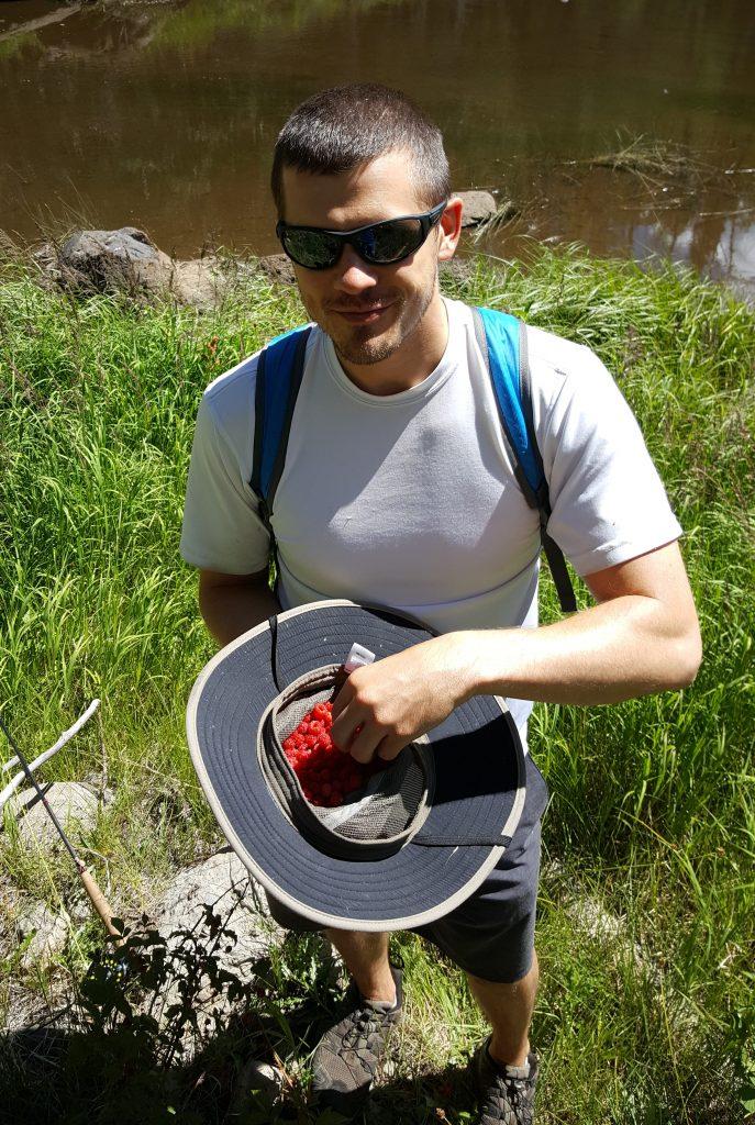 Finding Raspberries